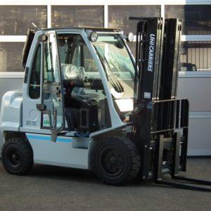 Alquiler carretillas diesel y electricas Castellón